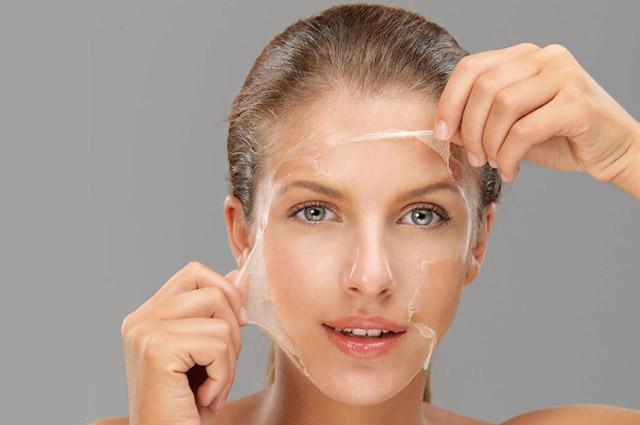 Глубокое очищение кожи тела в домашних условиях